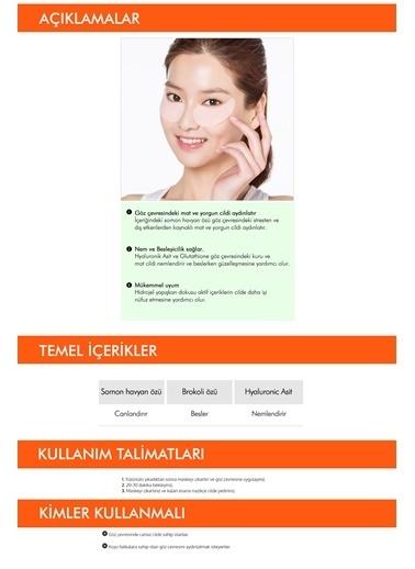 Missha Speedy Solution Brightening Eye Patch Hyaluronik Asit İÇerikli Aydınlatıcı Göz Maskesi Renksiz